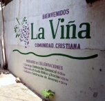 La Viña, one of 3 Vineyard churches in Managua.